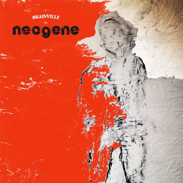 "CD-Cover ""Brainville"""